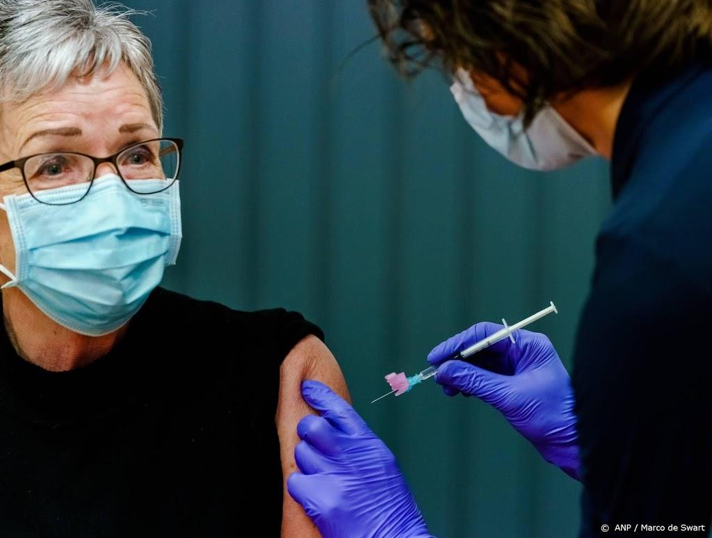 Recordaantal van 400.000 afspraken coronavaccinatie op een dag