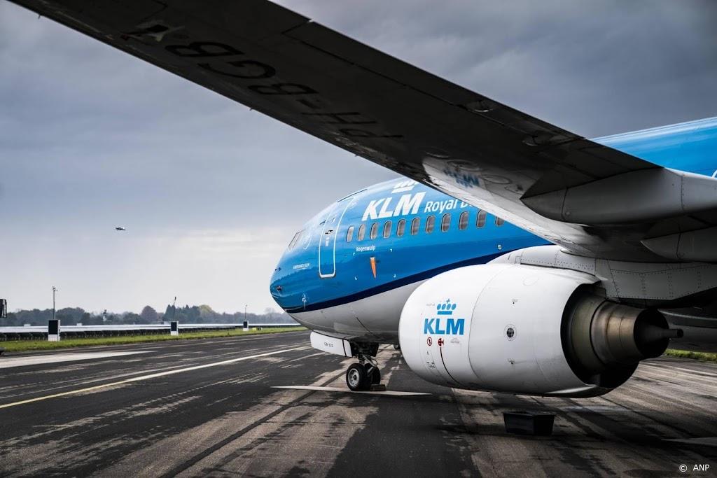 KLM vliegt niet meer op Tel Aviv