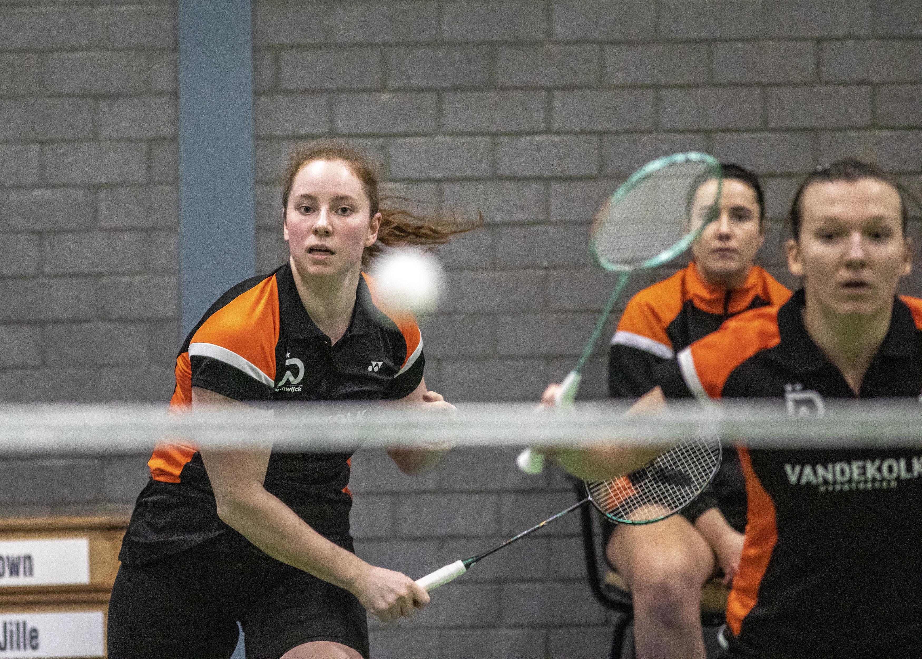 Badmintonbond schrapt kick-off van competitie bij Duinwijck