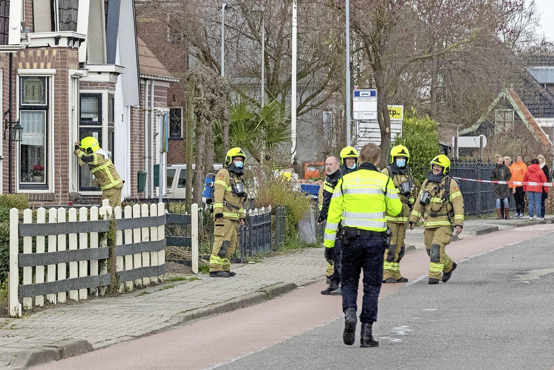 'Iedereen moest weg. Er werd direct overal aangebeld.' Tientallen inwoners Oosterblokker geëvacueerd wegens explosiegevaar
