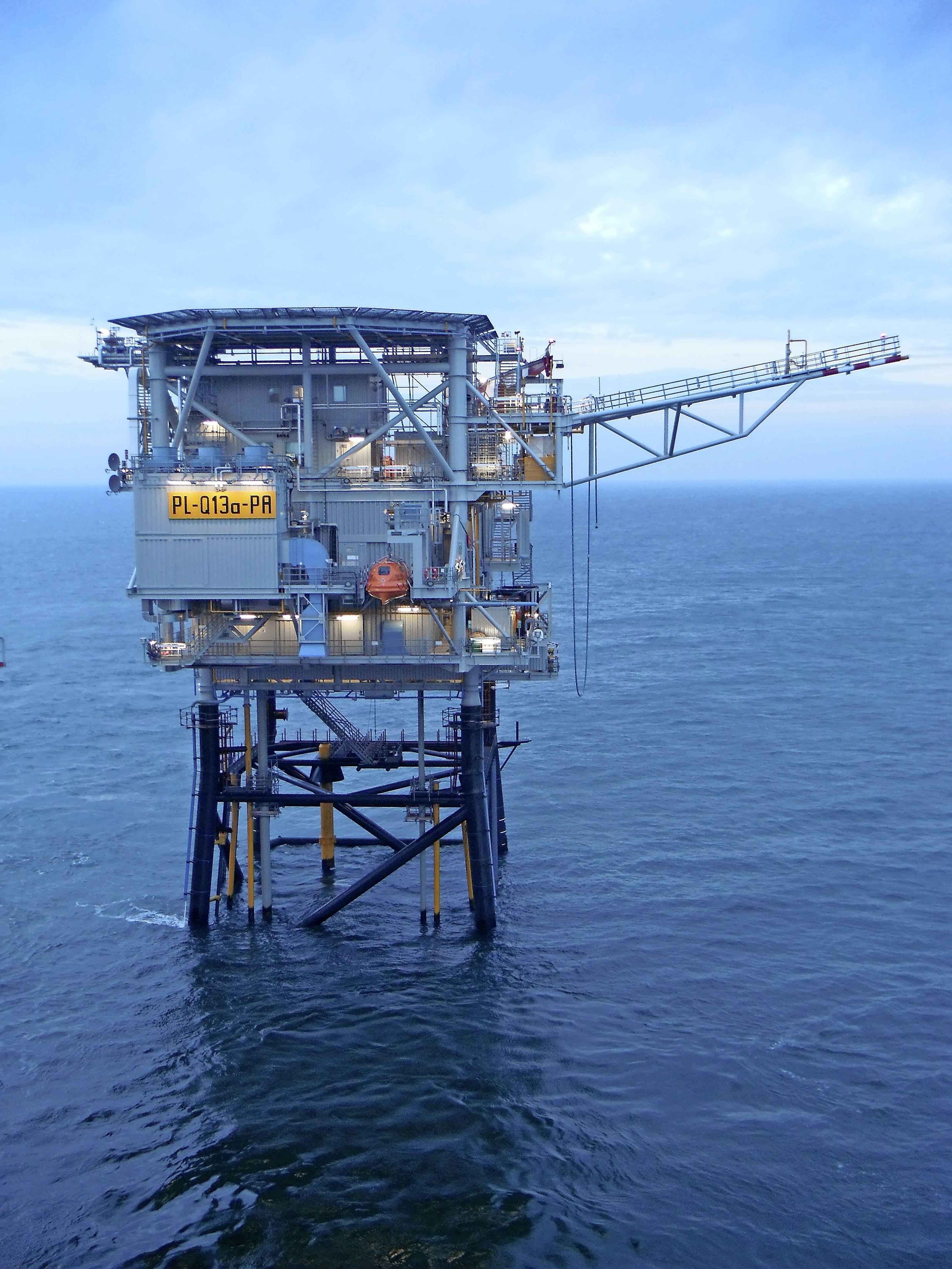 Productie van waterstof op platform Noordzee nauwlettend gevolgd in Den Helder. 'PosHYdon gaat veel nieuwe kansen geven'