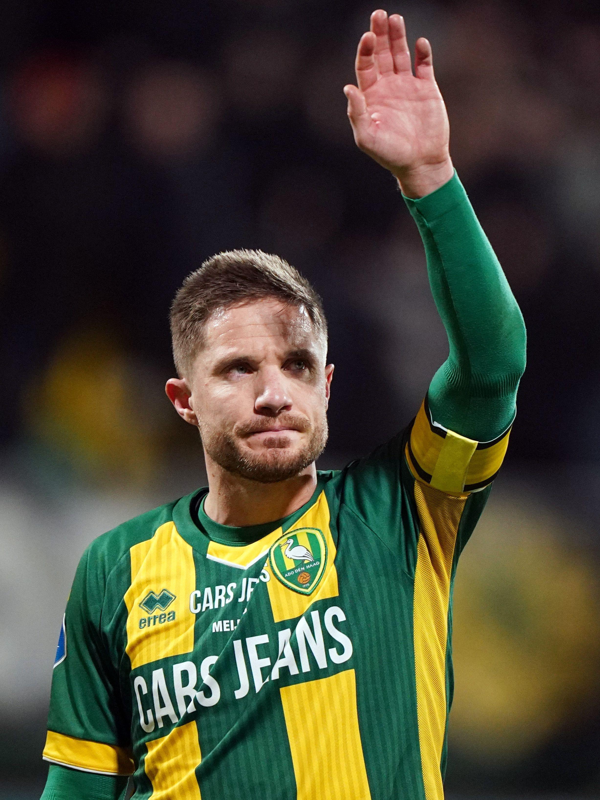 Een bijzondere 'ruil': Andijker Aaron Meijers (32) na 250 duels voor ADO Den Haag nu op huurbasis naar Sparta