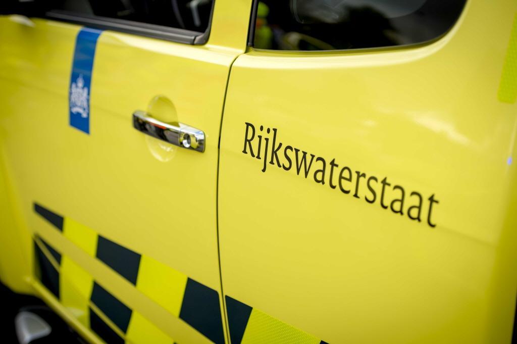 Ongeluk bij Naarden-Vesting, veel vertraging op A1