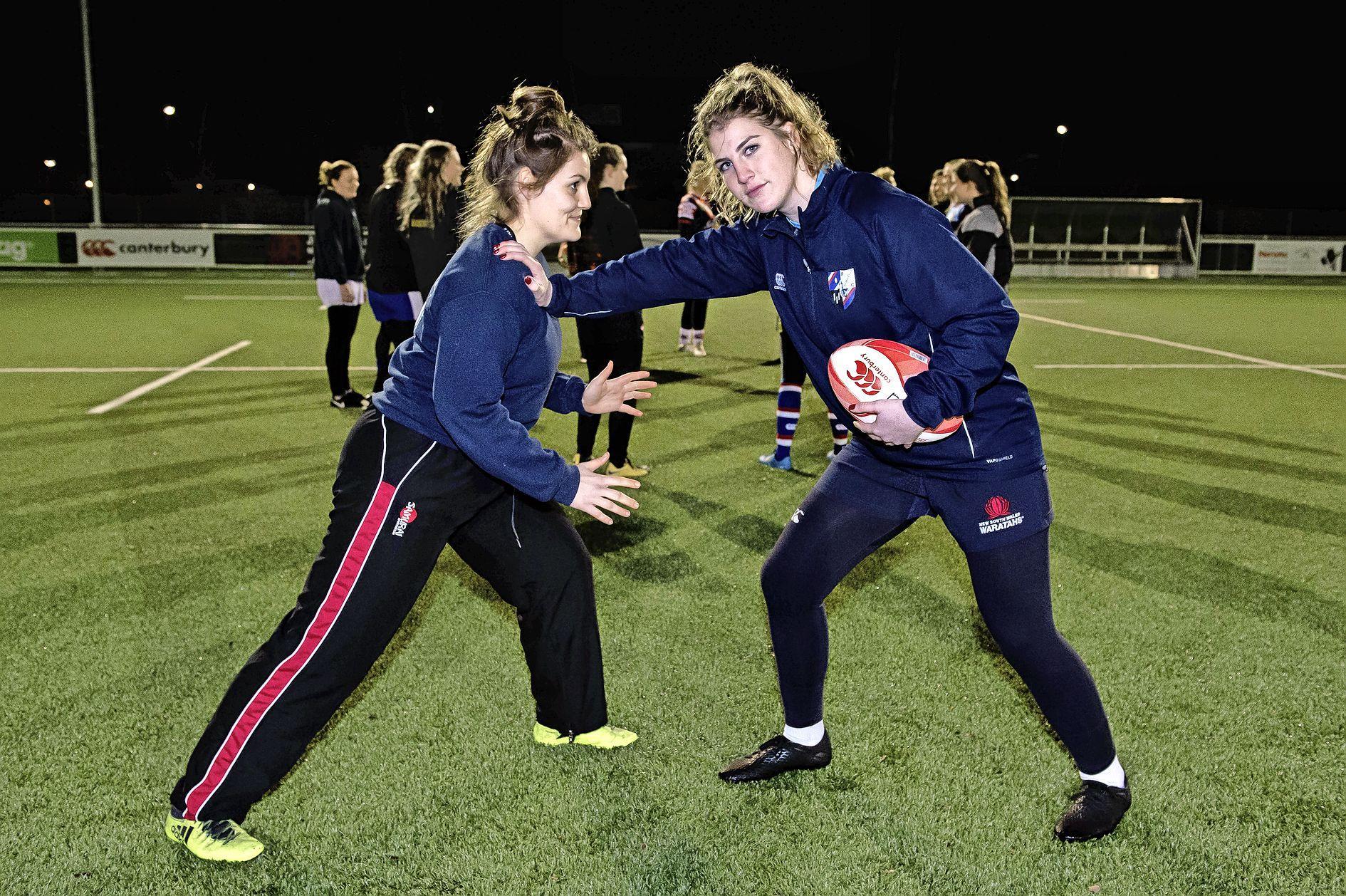 Purmerendse rugbyster Inger Jongerius speelt komende zaterdag met Oranje een 'thuiswedstrijd' in Spanje