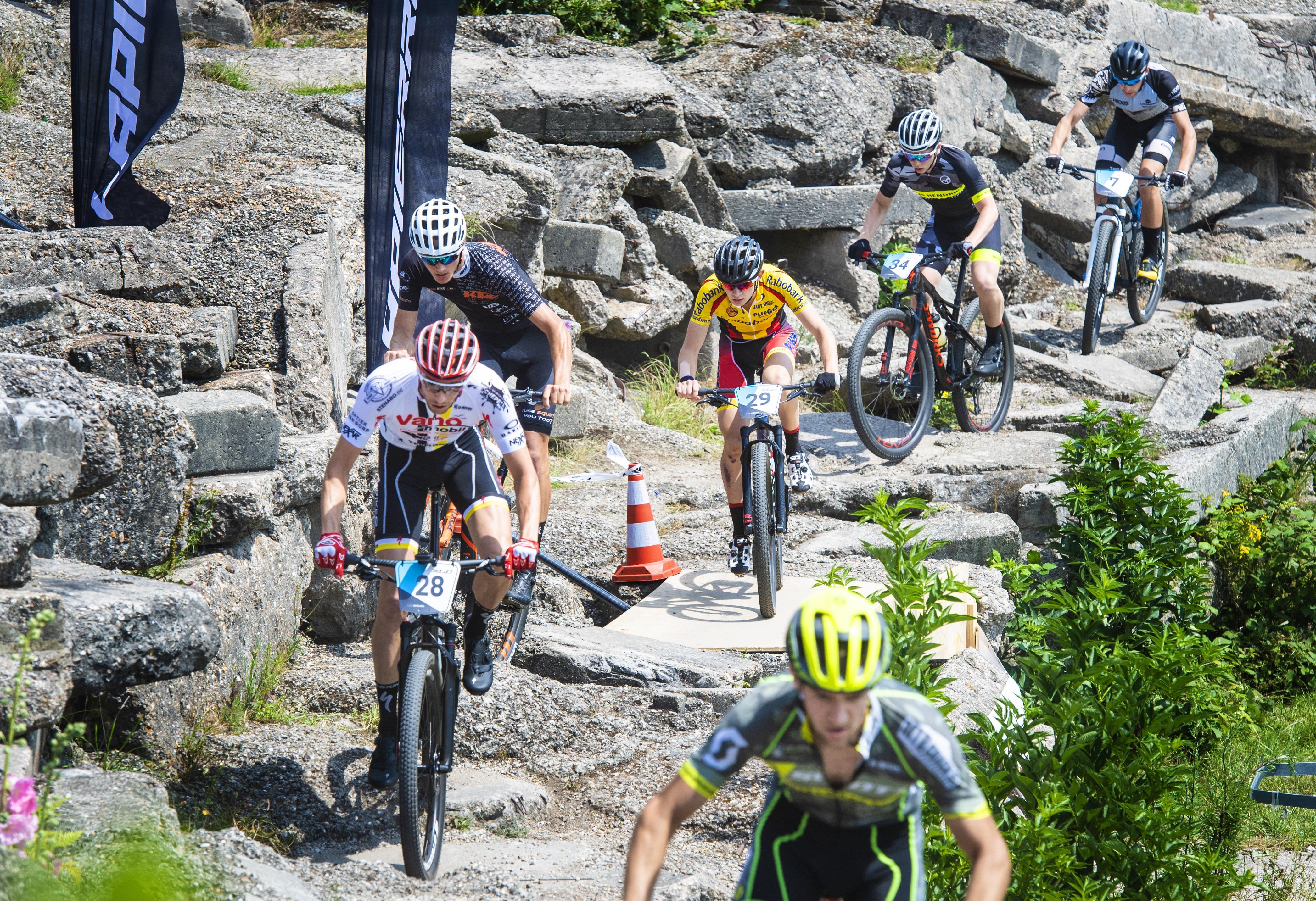 NK mountainbike 2020 niet in Velsen-Zuid, maar in Sittard