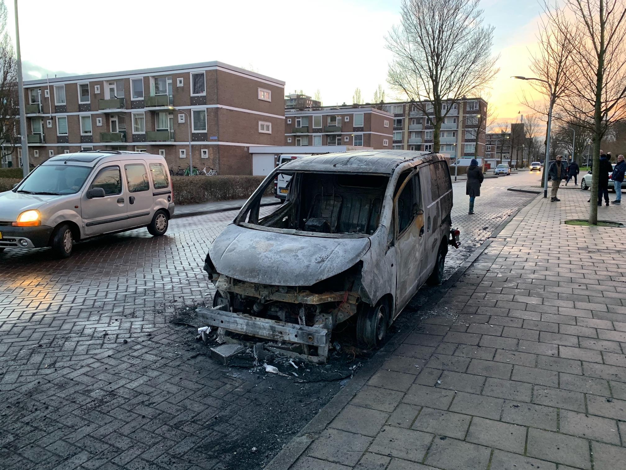 Haarlem-Schalkwijk een dag na de rellen: 'Het was alsof we in een film zaten, heel eng'