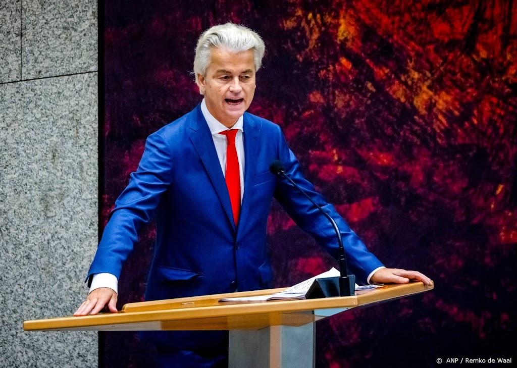 Wilders: aangifte Erdogan is de wereld op zijn kop