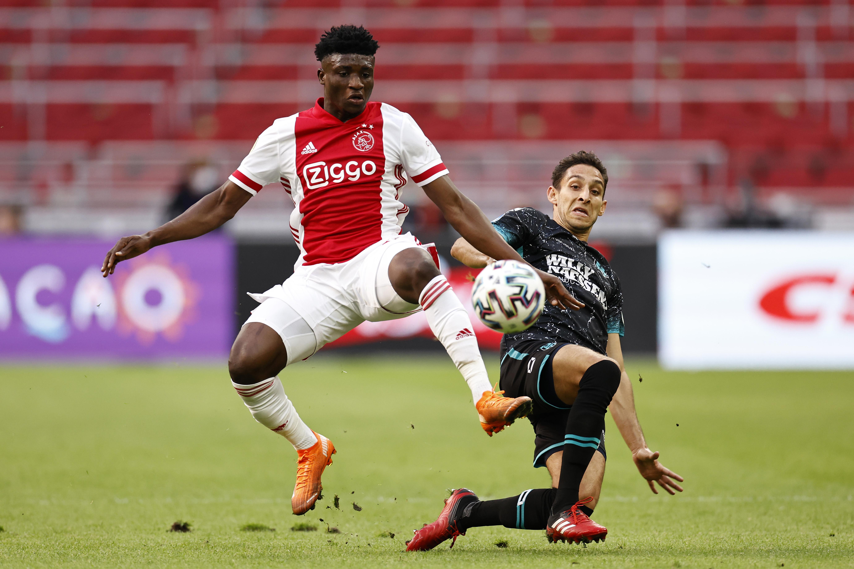 Ajax ziet Gravenberch terugkeren en Kudus uitvallen