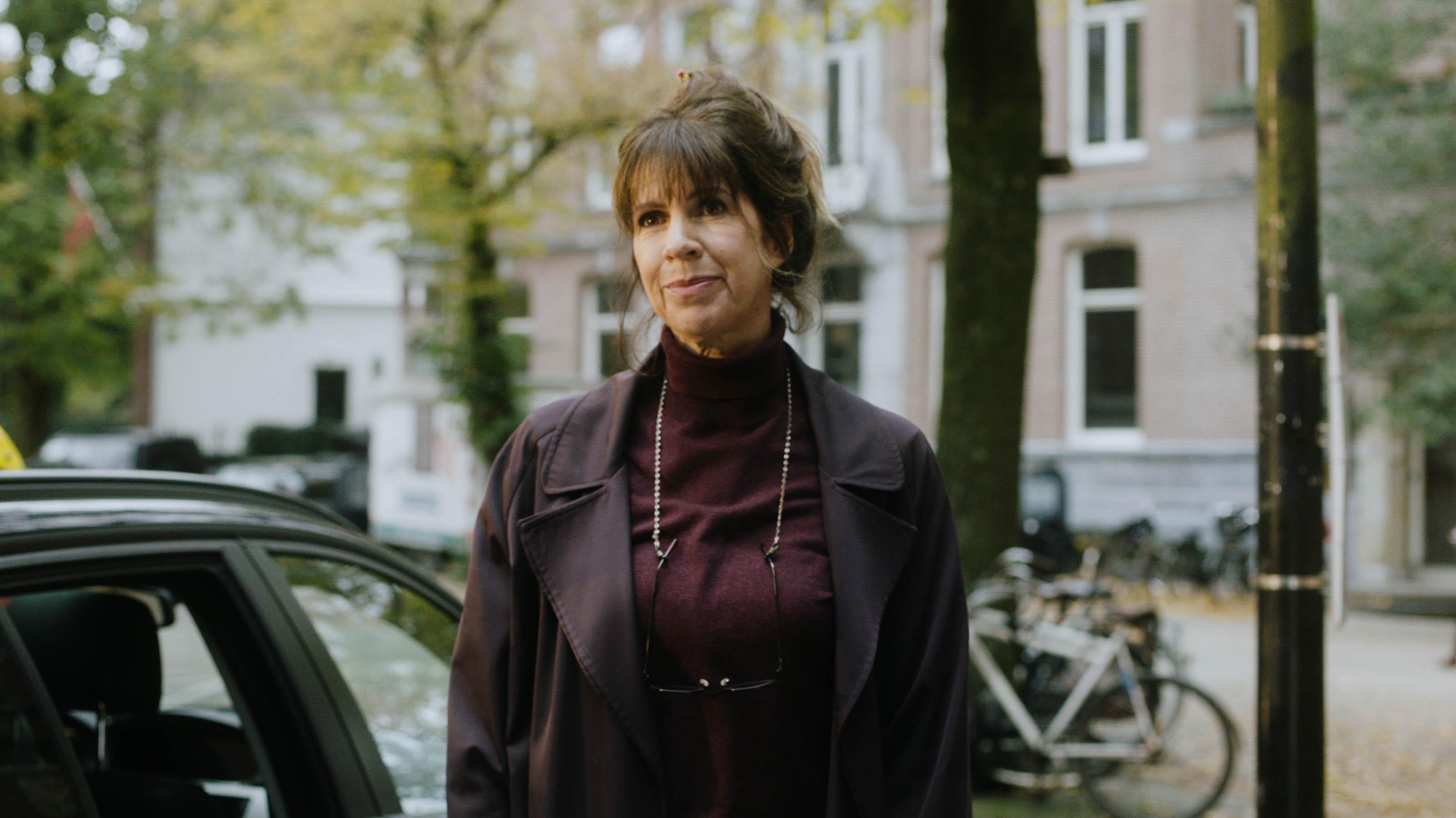 Isa Hoes speelt rol in de verfilming van haar eigen boek 'Engel'