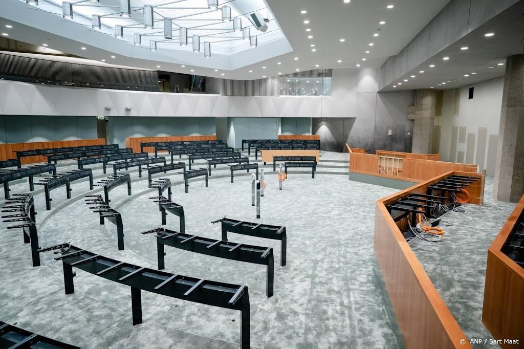 Tweede Kamer kan officieel naar nieuw onderkomen verhuizen