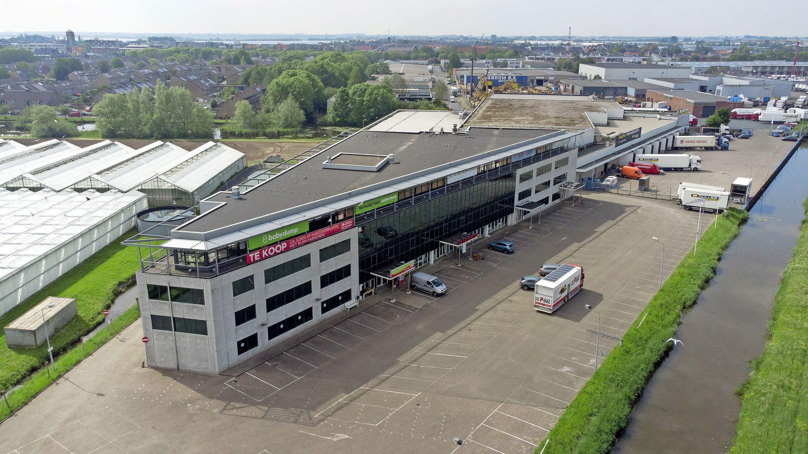 Wordt voormalige Baby Dump langs de A4 de grootste opvang voor arbeidsmigranten in Kaag en Braassem?