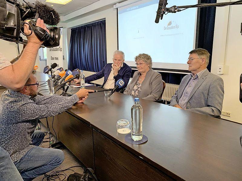 Eén miljoen euro voor de gouden tip! Peter R. de Vries wil geld bijeen brengen om een doorbraak in de zaak Tanja Groen te forceren