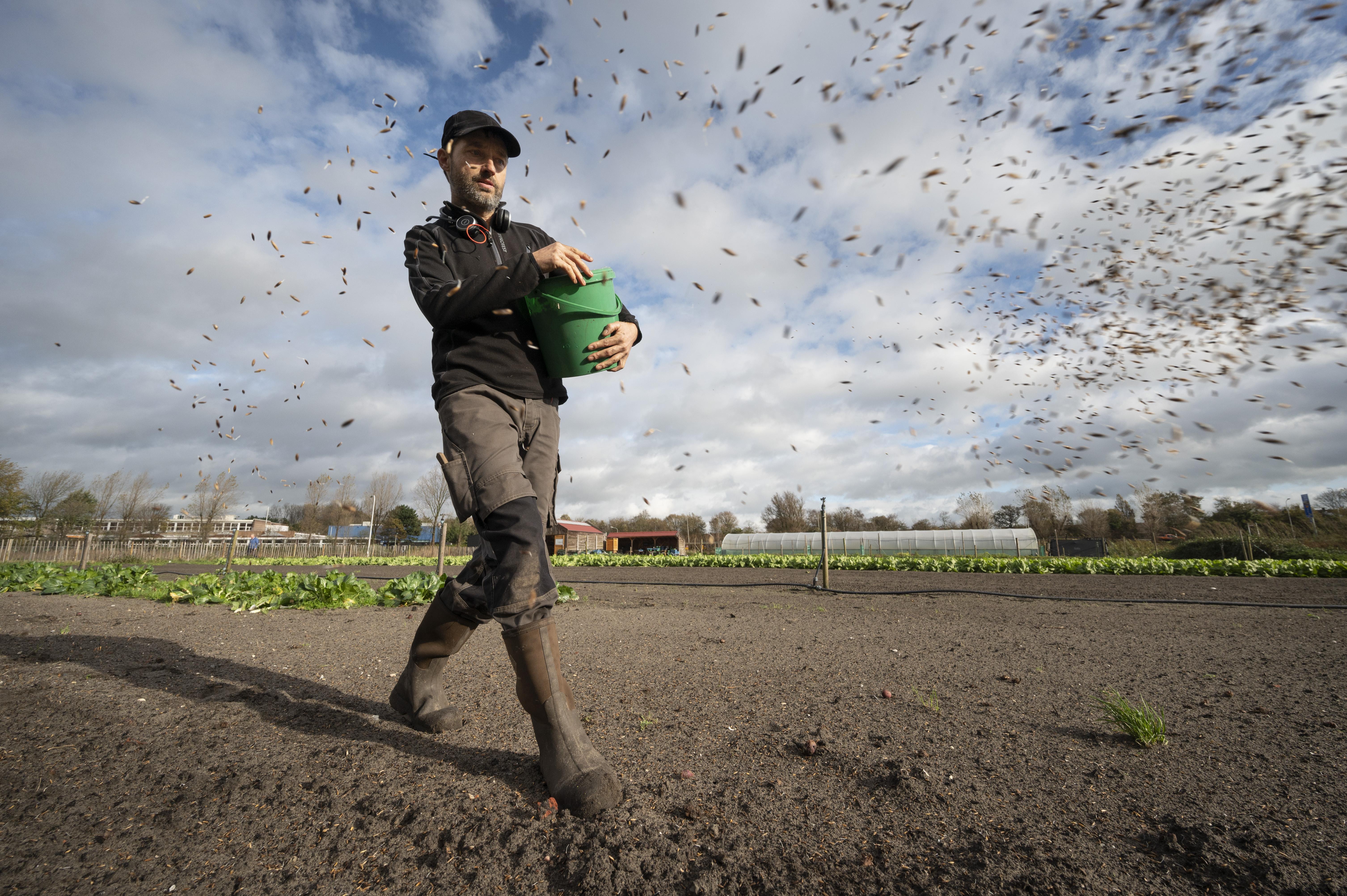 Loeren bij de boeren: 'Je bent soms aan het Willy Wortelen met de tuinbouw'