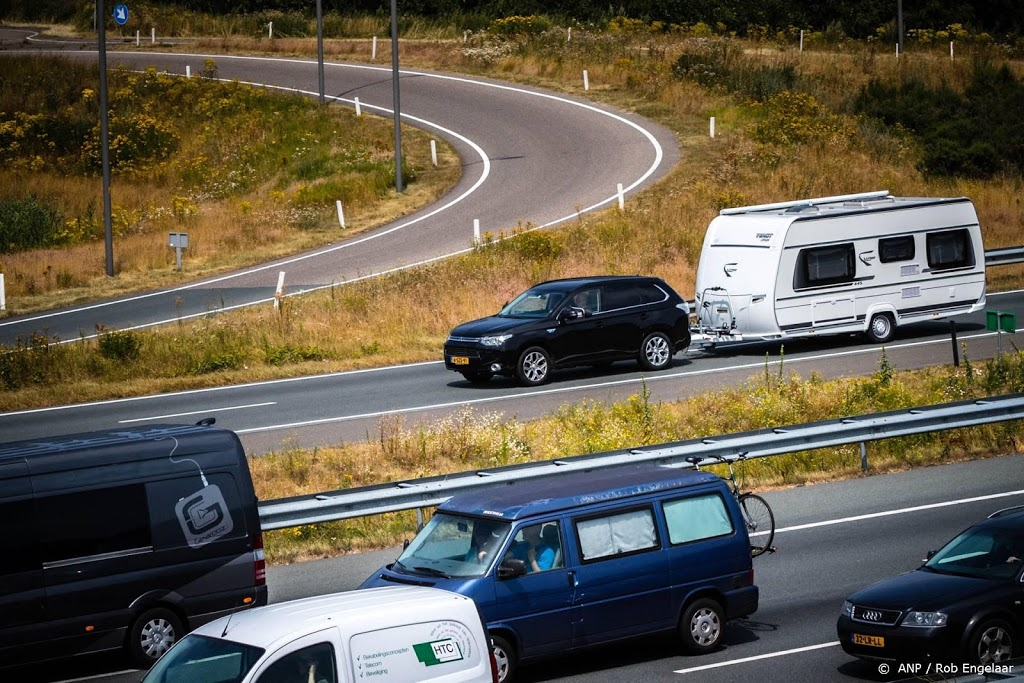 ANWB voorspelt grote drukte op Europese wegen komend weekend