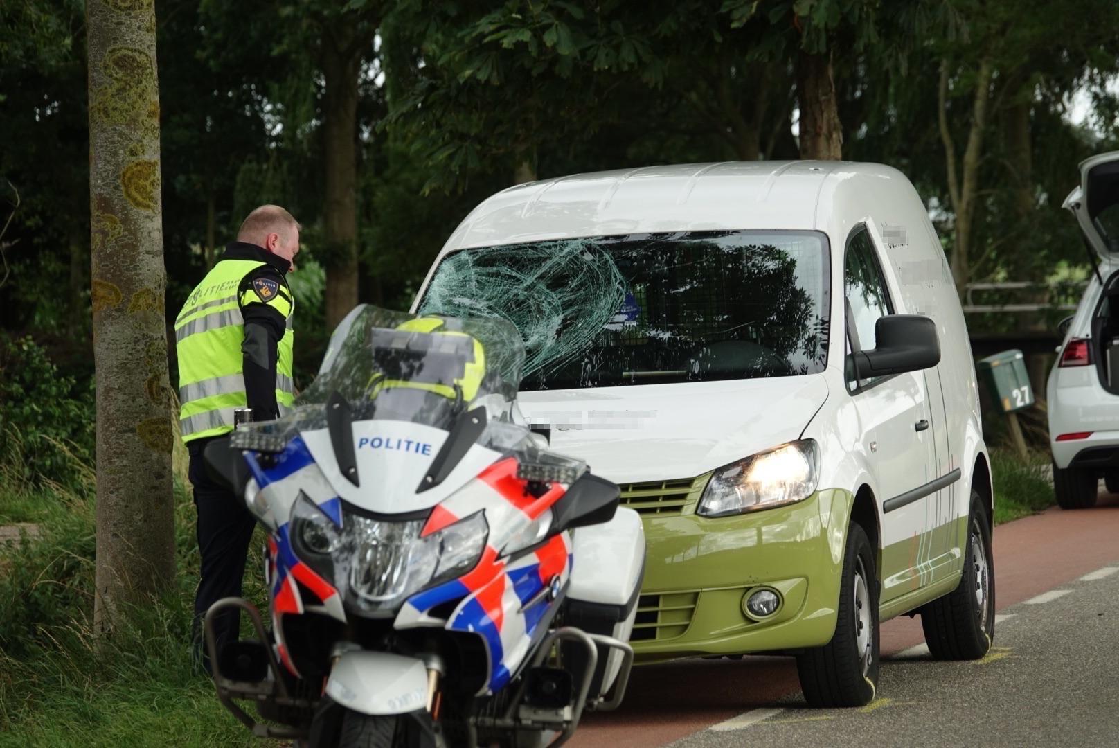 Wielrenner uit Bergen overleden bij aanrijding in Zuidoostbeemster (update)