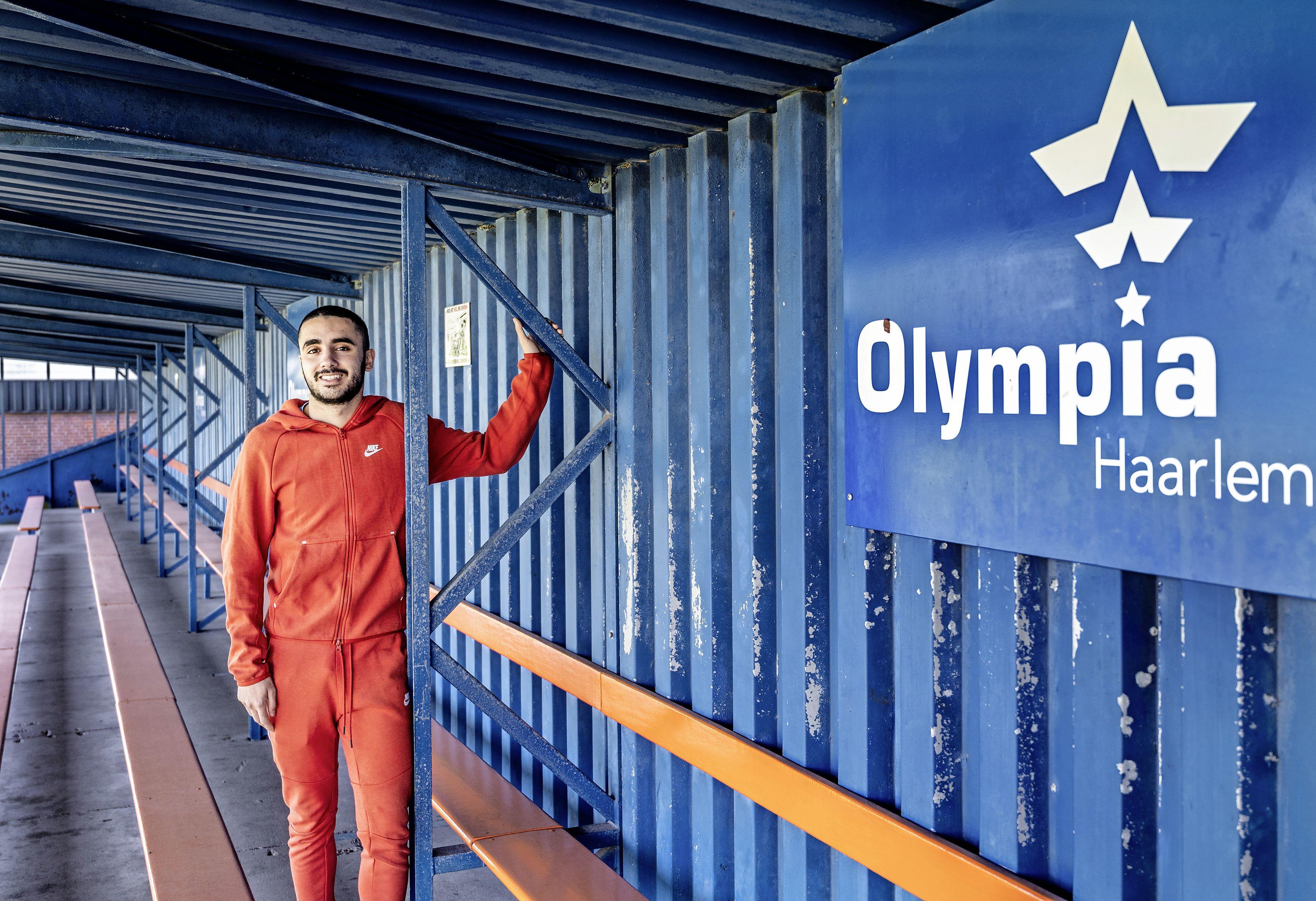 Met zevenmijlslaarzen is Mounir Mounji vertrokken naar Oostenrijk. 'Snelle deal kwam mij prima uit, want ik had behoefte aan rust in mijn hoofd', zegt voetballer uit Haarlem