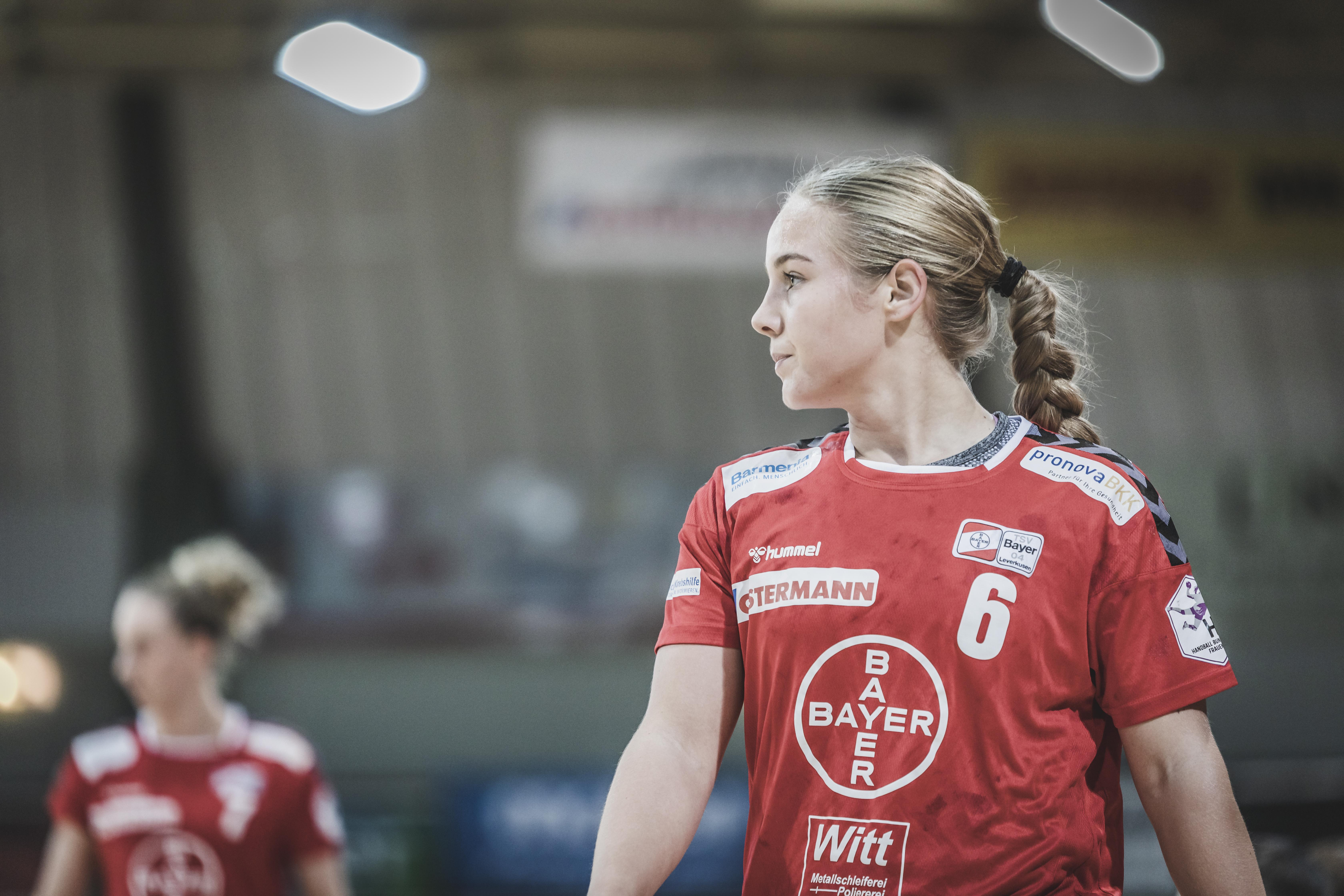 Zoë Sprengers vindt haar plek in Leverkusen: Gewend, dus tijd voor goals