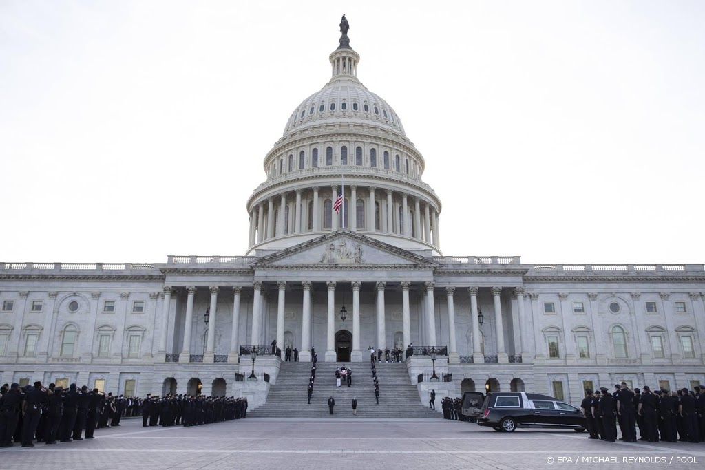Wet tegen racistisch geweld voorbij horde in Senaat VS
