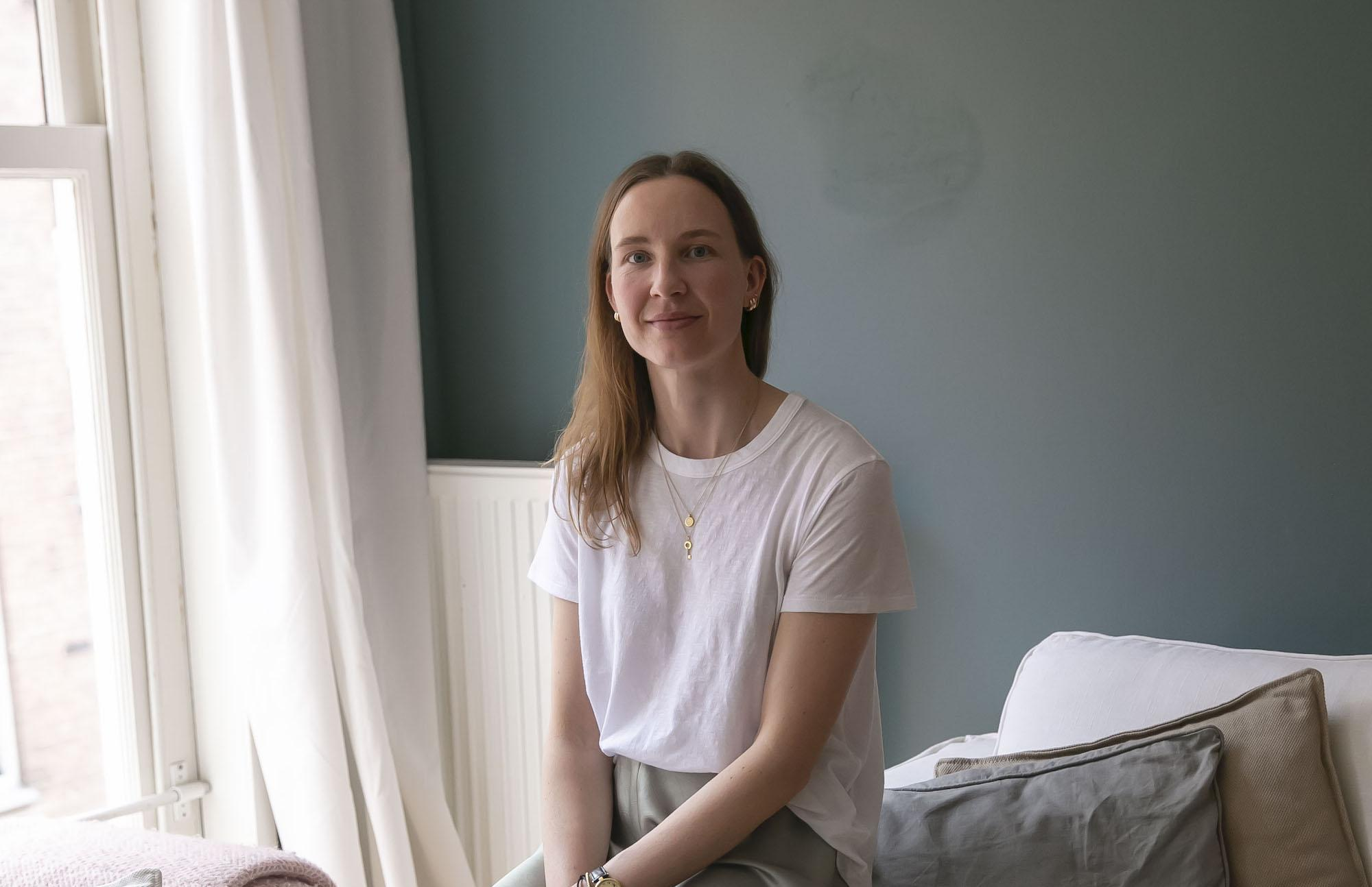 Kathelijn Hulshof, schrijfster boek 'Gevalletje borderline': 'Ik rende alleen maar weg van iedereen'