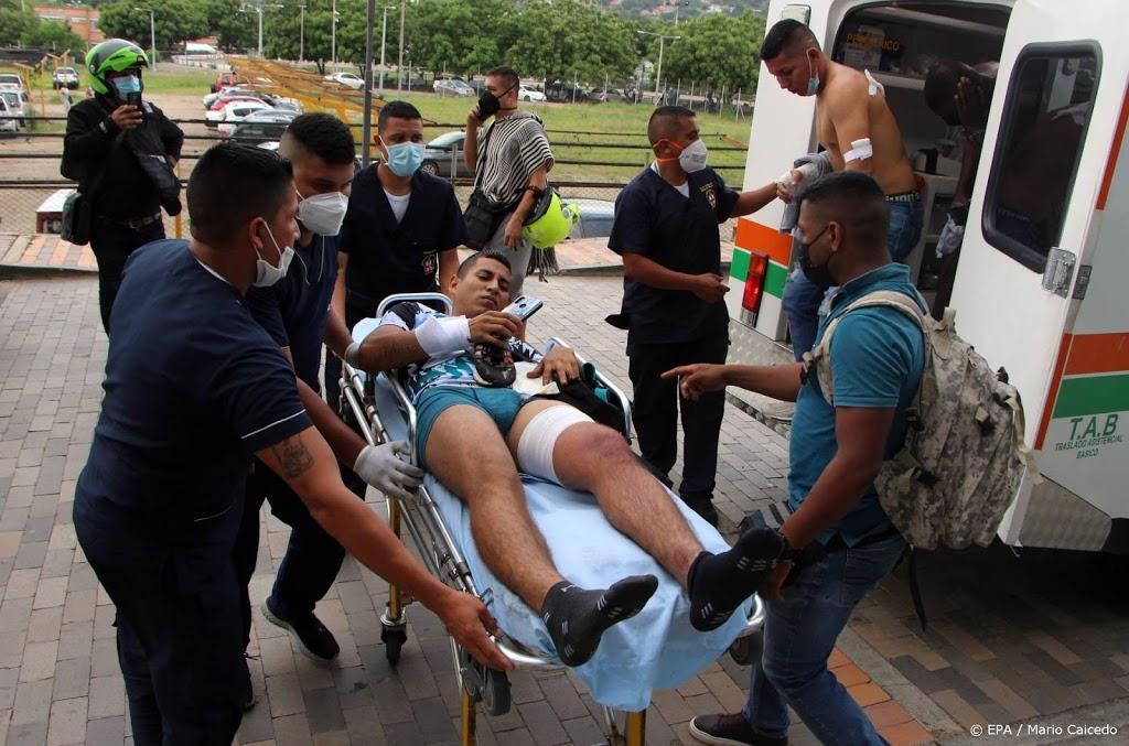 Tientallen gewonden door aanval op militaire basis in Colombia