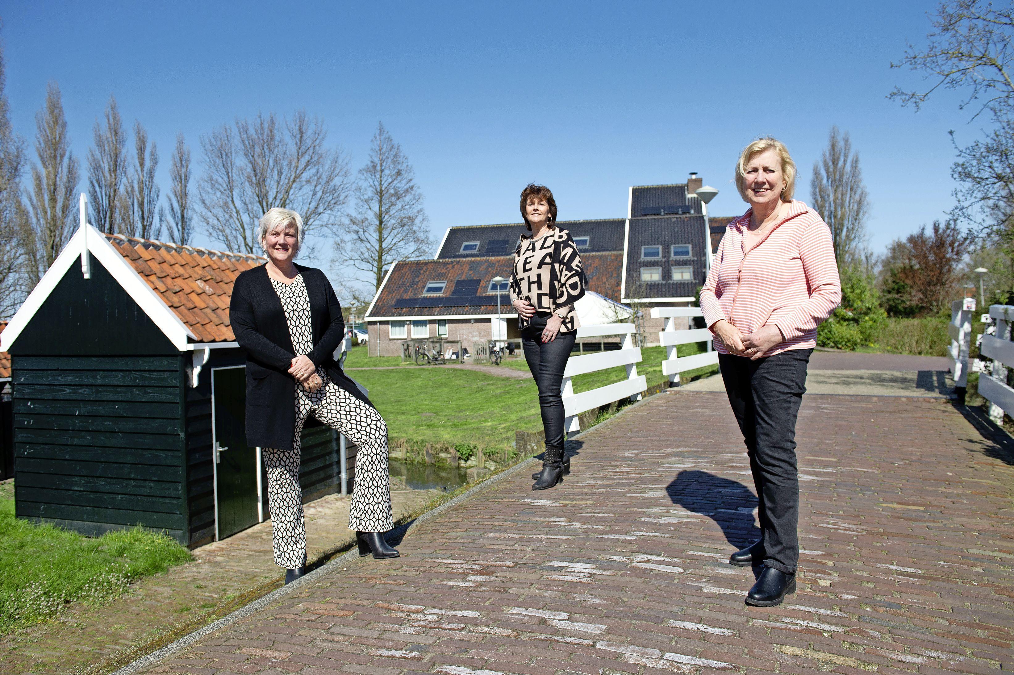 De 'reddende engelen' van het dorpshuis op Marken zwaaien af; 'Na ruim 26 jaar is het tijd voor nieuwe mensen met frisse ideeën'