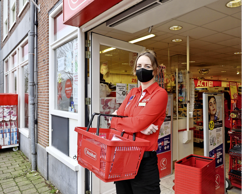 Verwachte run op zelftests Kruidvat blijft uit in West-Friesland: 'Toch handig om ze in huis te hebben'