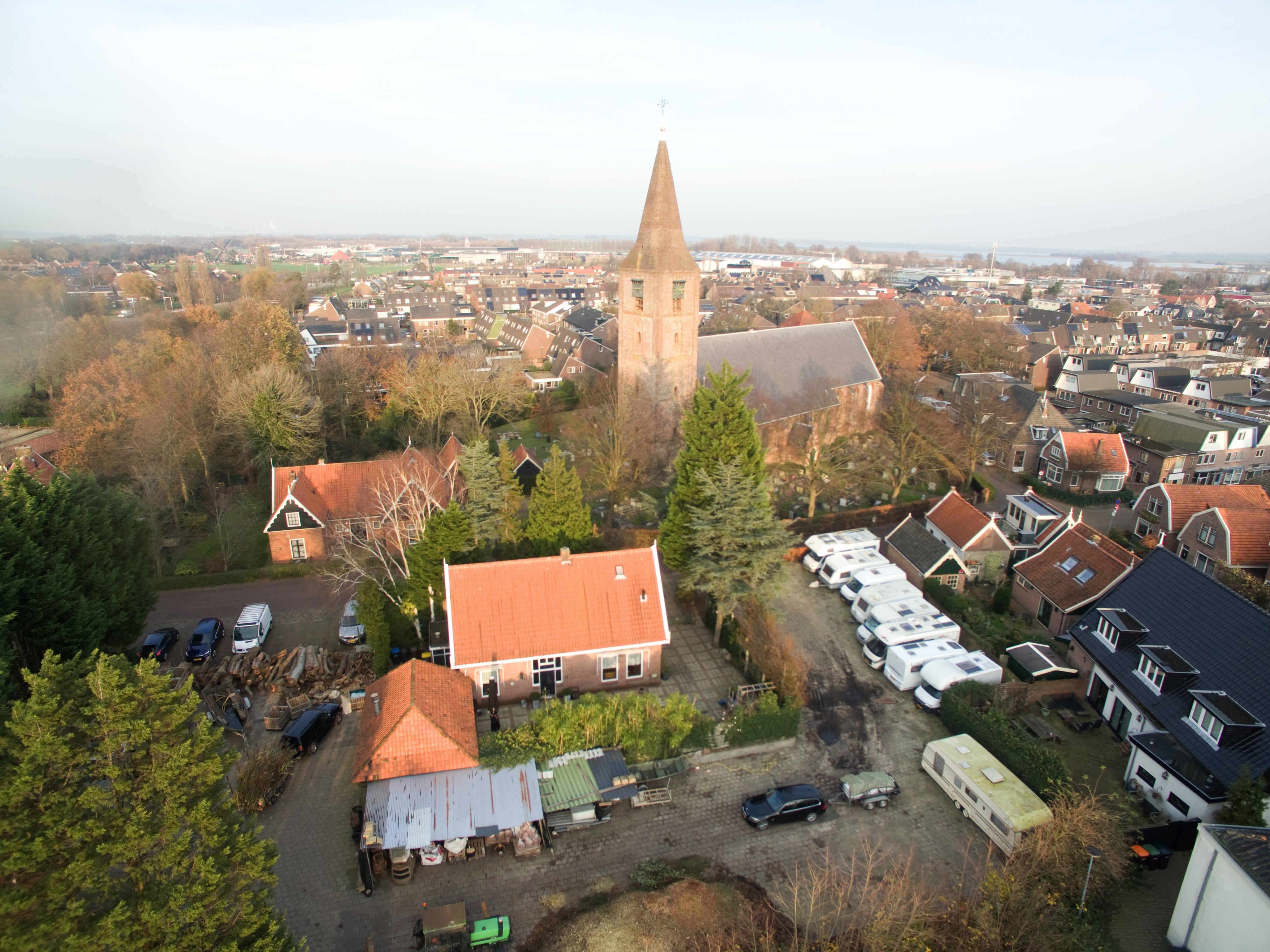 Wethouder in Uitgeest verrast door 'zet' van De Berk; ontwikkeling bieblocatie kan echter ook zónder medewerking