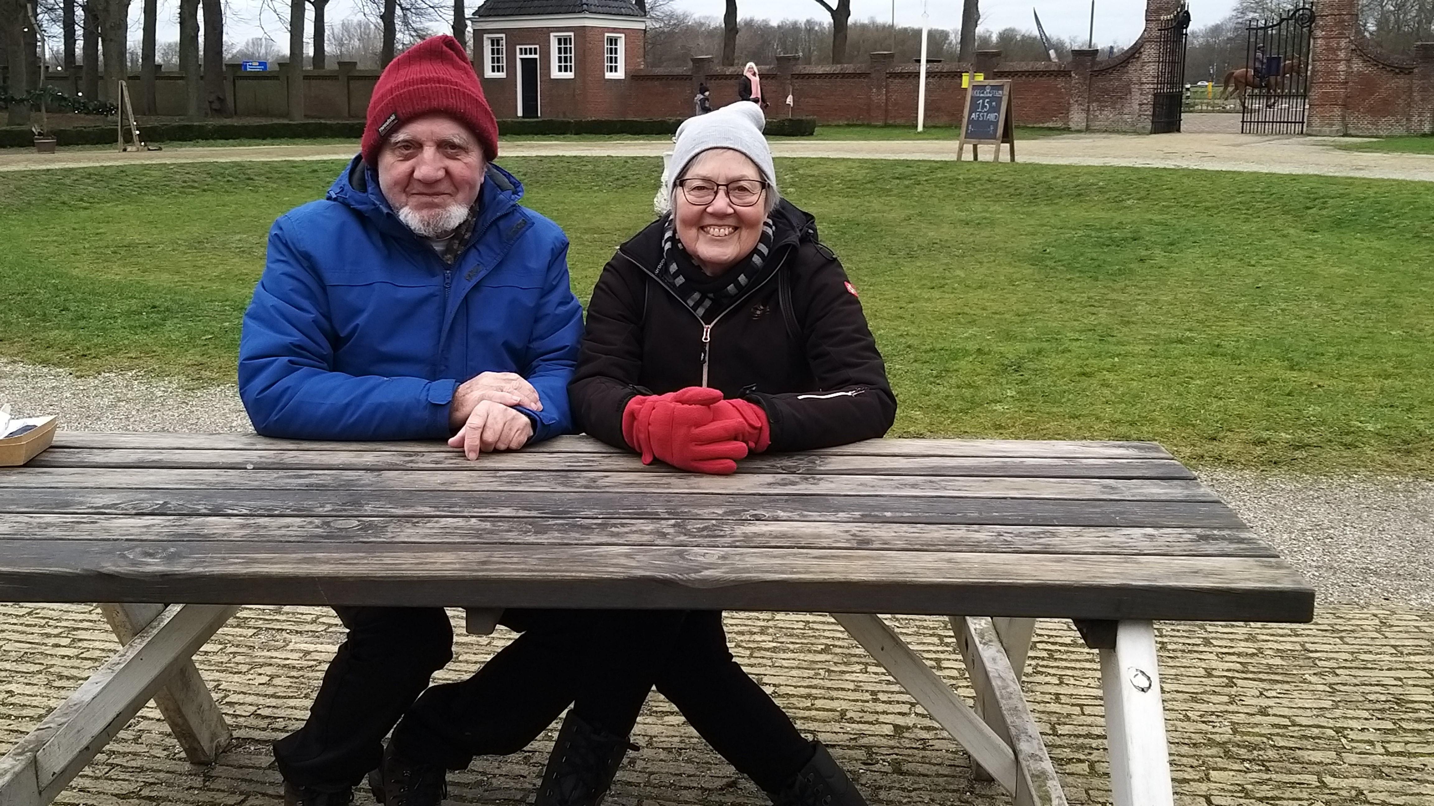 Ted en Annet tellen hun zegeningen: 'Kijk naar Engeland of Duitsland, daar zijn de beperkingen groter'