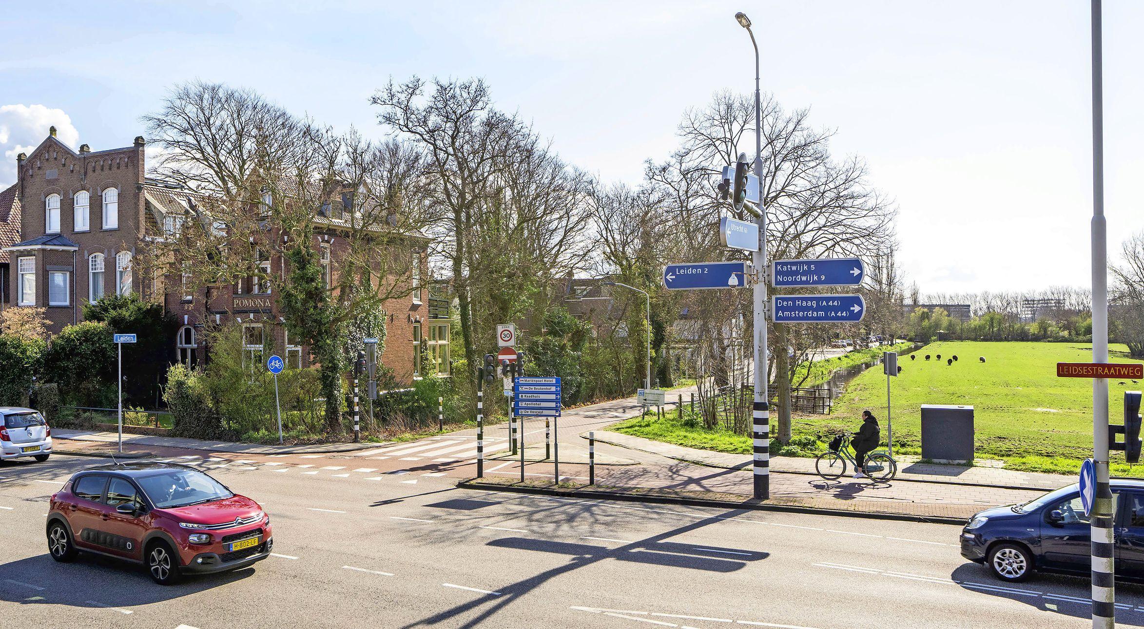 Wijkvereniging doorziet gemeente die van Nachtegaallaan alsnog fietsdomein wil maken