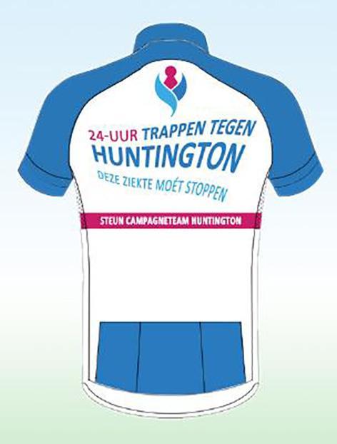 Inschrijving Noord-Hollandse fietstochten '24-uur trappen tegen Huntington' online gestart