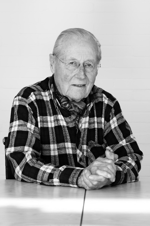 Verzetsstrijder Ernst Sillem (97) overleden; Oud-Baarnaar schreef anti-Duitse leuzen op muren van Baarnsch Lyceum