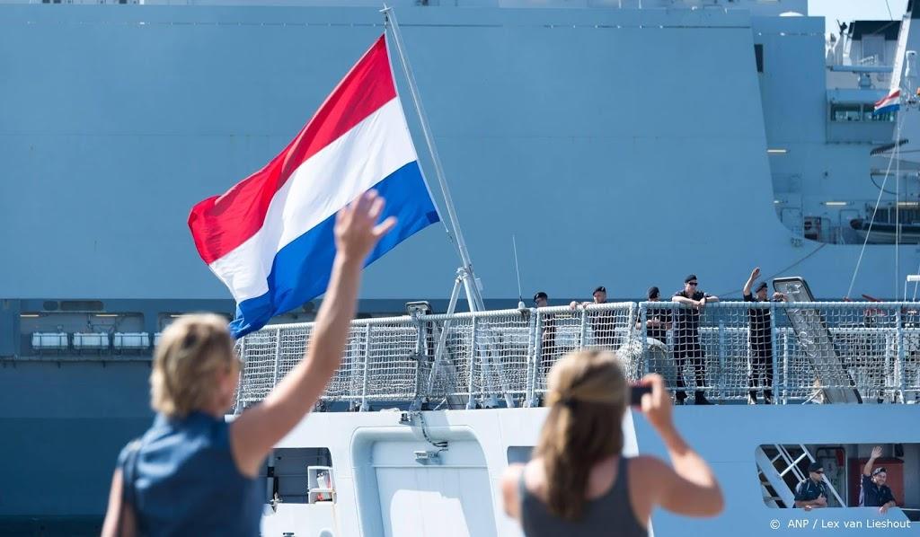 Marineschip vanuit Cariben terug naar Nederland voor reparatie