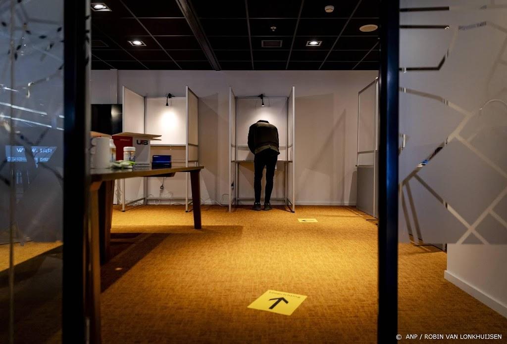 NS: nog weinig kiezers op de stations