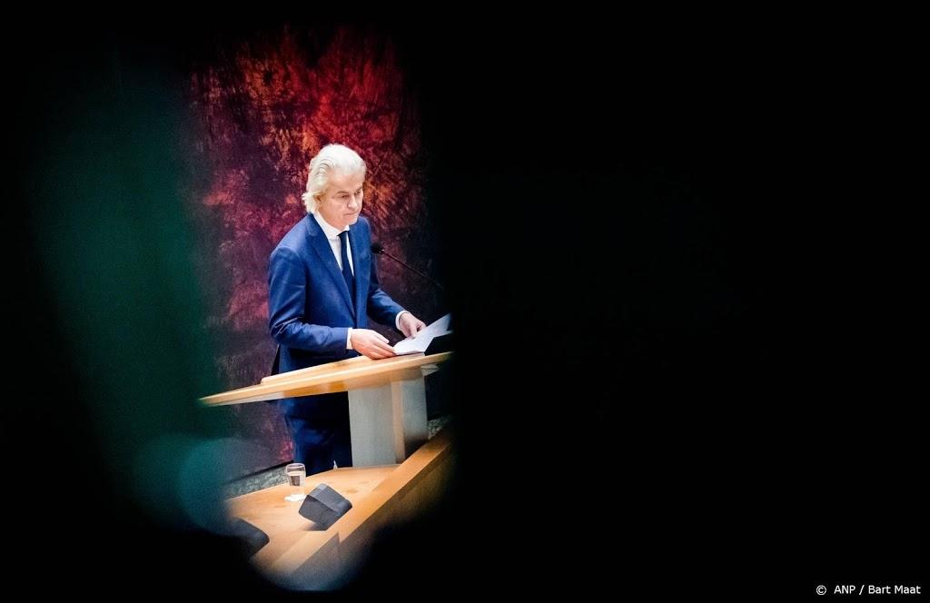 Wilders wil na verkiezingen verder met vertrouwde gezichten