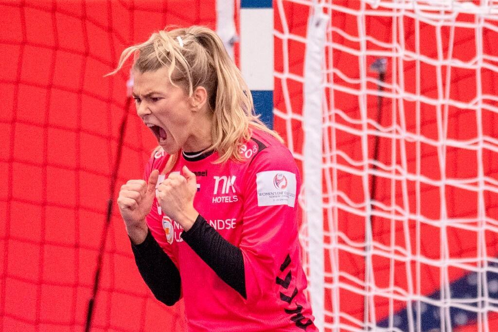 Handbalkeepster Tess Wester vertrekt bij Deense club Odense