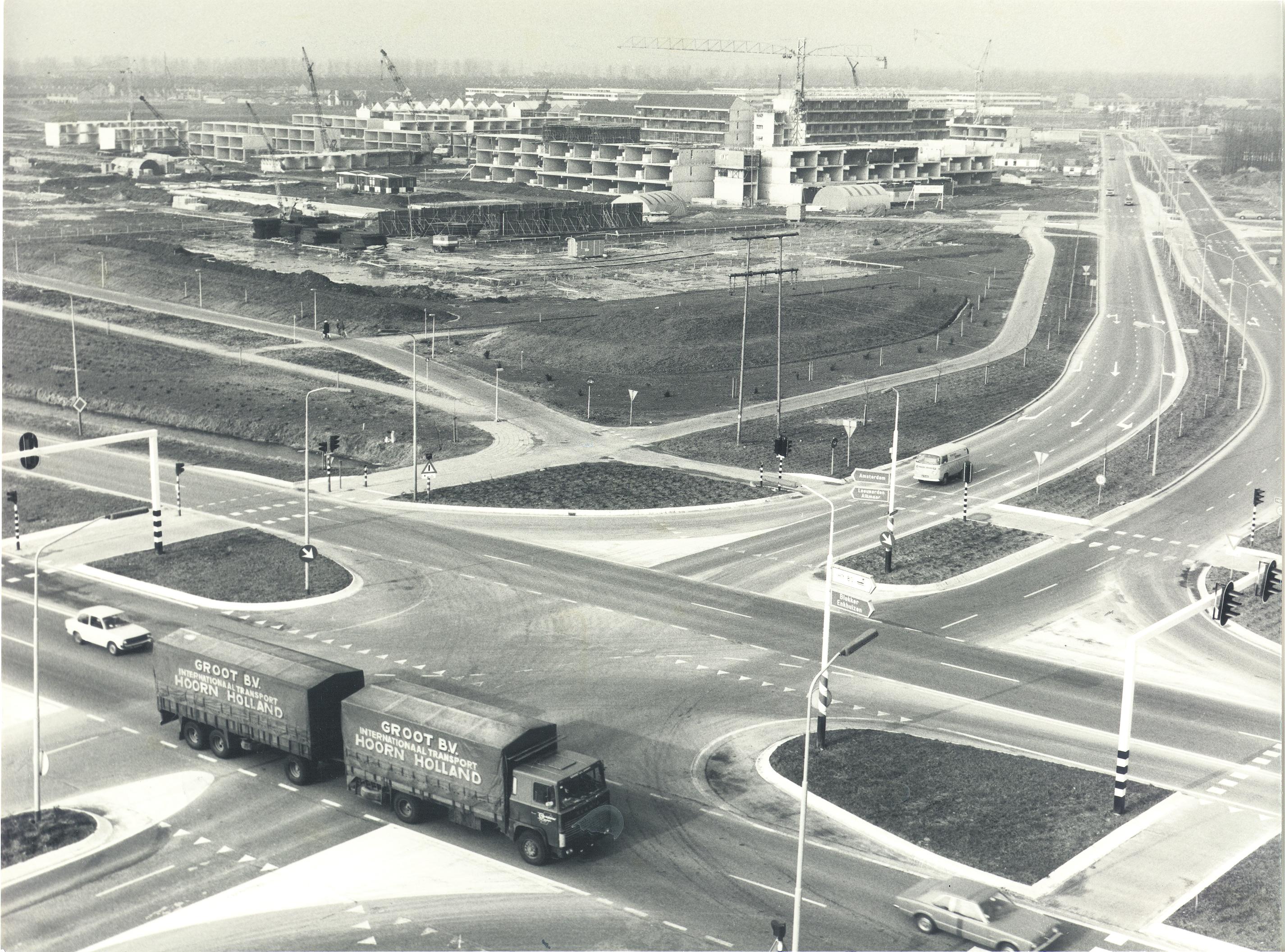 Vijftig jaar geleden was Groot Hoorn al af