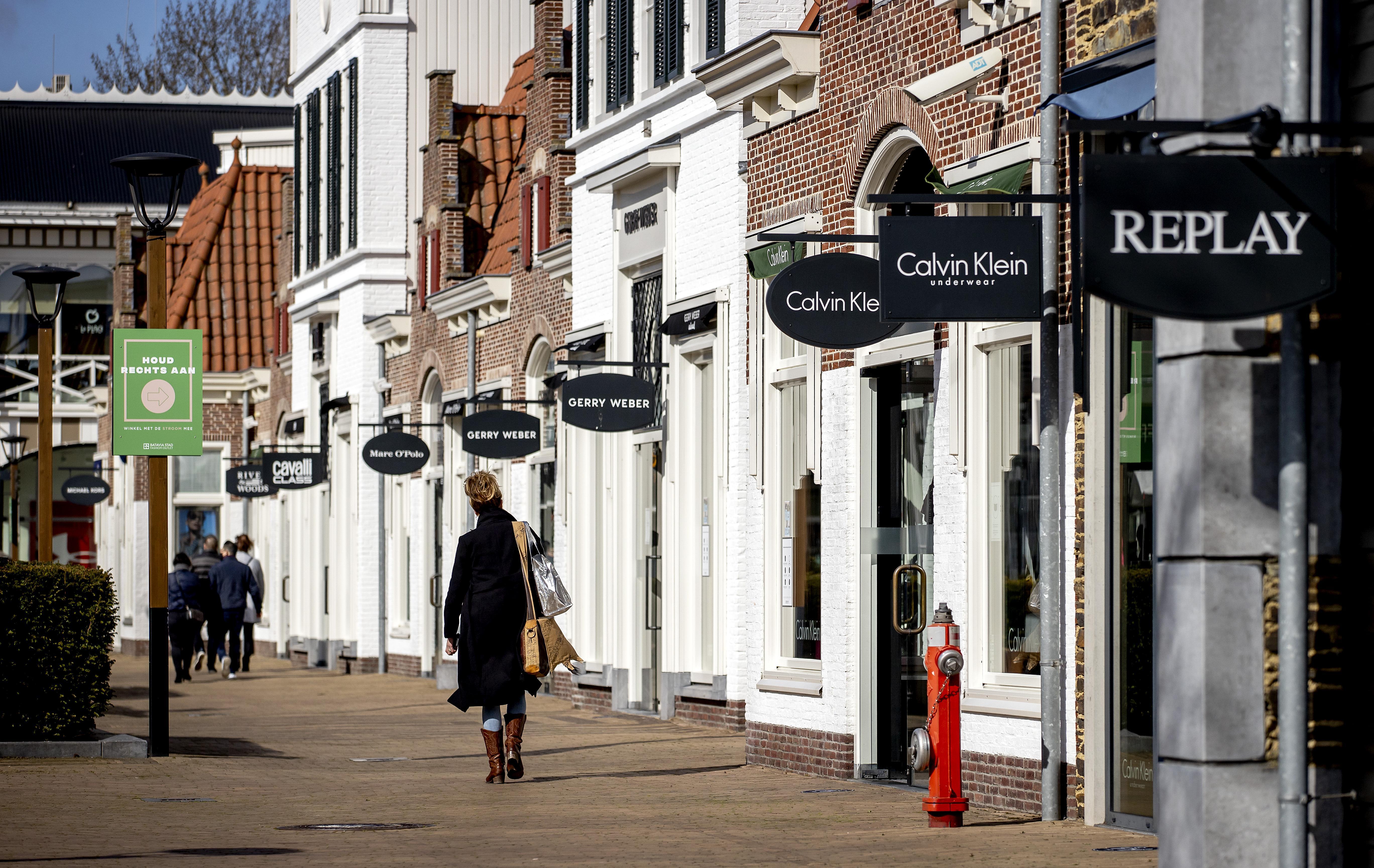 Aantal winkels opnieuw afgenomen. Hoe zit het in Leiden e.o.? [interactieve kaart]