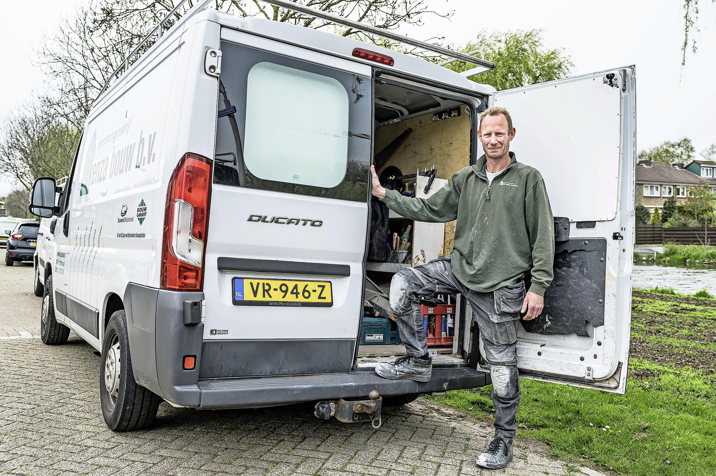 Inbraakgolf in Wormerveer, ook de bus van Leon Jansma werd leeggeroofd: 'Bij elkaar zo'n duizend euro, minimaal'