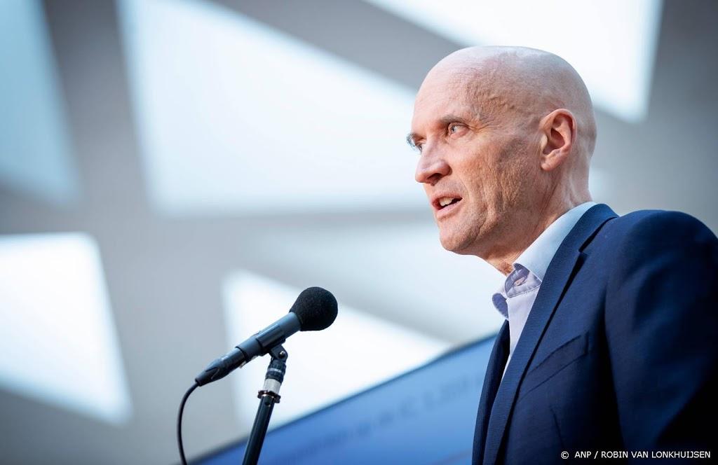 Kuipers praat Nederland bij over aantal opnames coronapatiënten