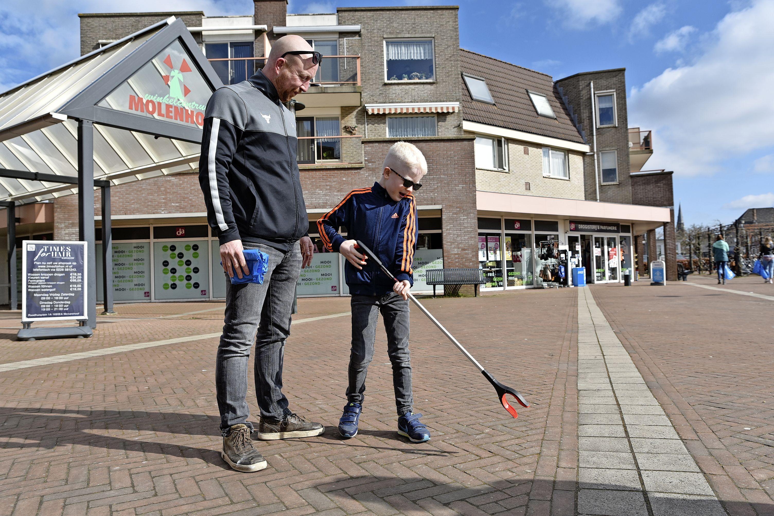 Afvalvrij de lente in door landelijke Opschoondag: West-Friesland veegt schoon