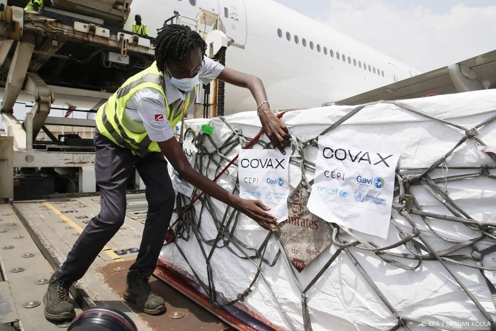 Eerste Europese land ontvangt Covax-vaccins