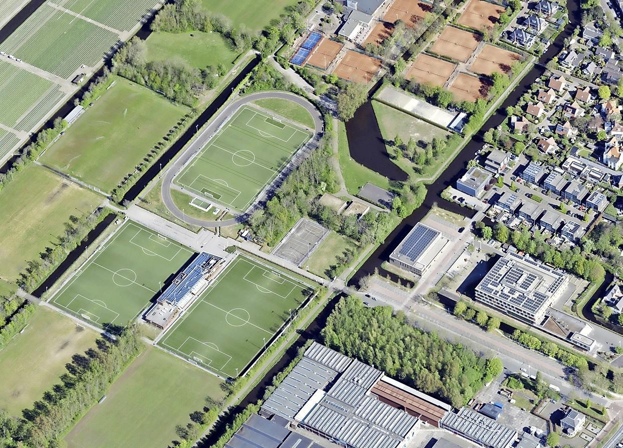 Dikke streep door Hillegoms plan om van sportpark De Zanderij een 'sport- en ontmoetingspark' te maken
