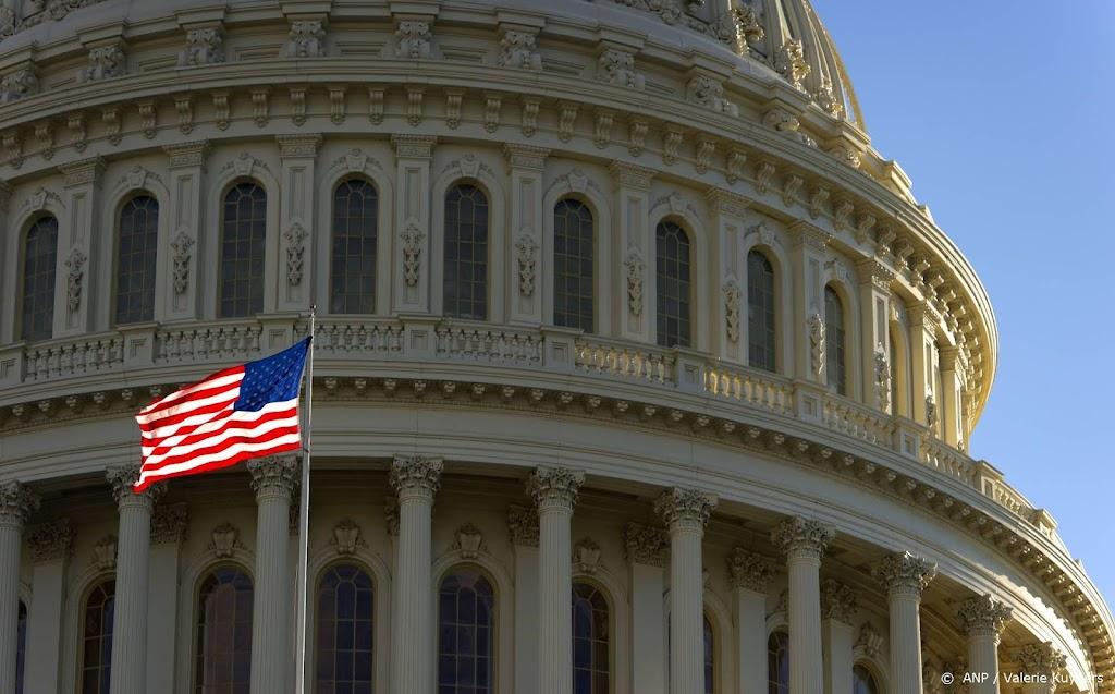 Infrastructuurpakket VS met steun van beide partijen door Senaat