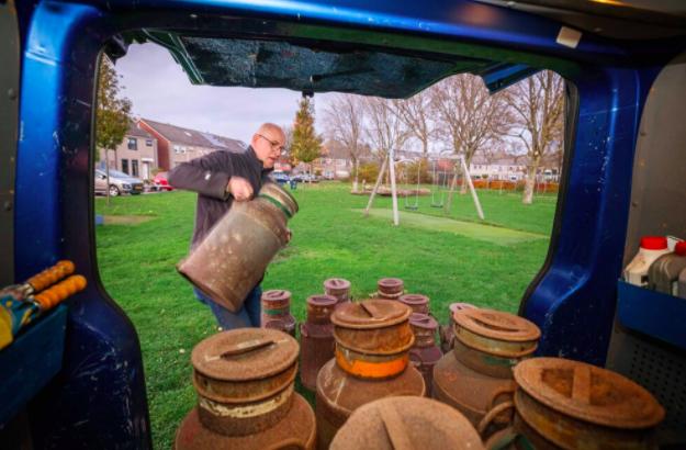 Toch beperking carbidschieten tijdens jaarwisseling in Alphen aan den Rijn: alleen overdag 31 december mogelijk