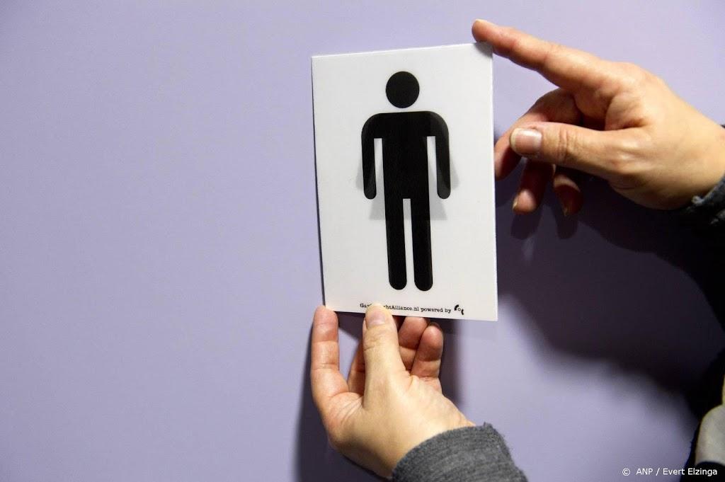 Amerikaanse transgender mag naar jongenstoilet