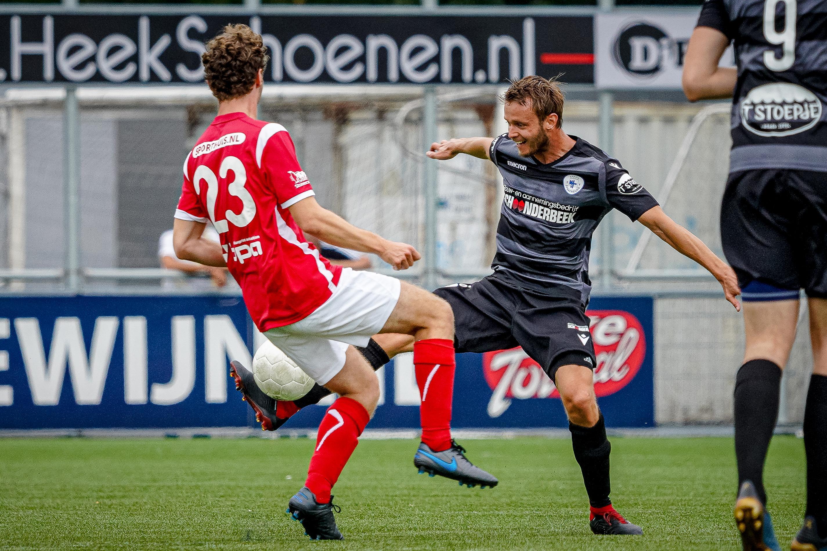 Frank Olijve ziet overgang van De Graafschap naar Spakenburg niet als een stap terug: 'Het was ook niet noodgedwongen'