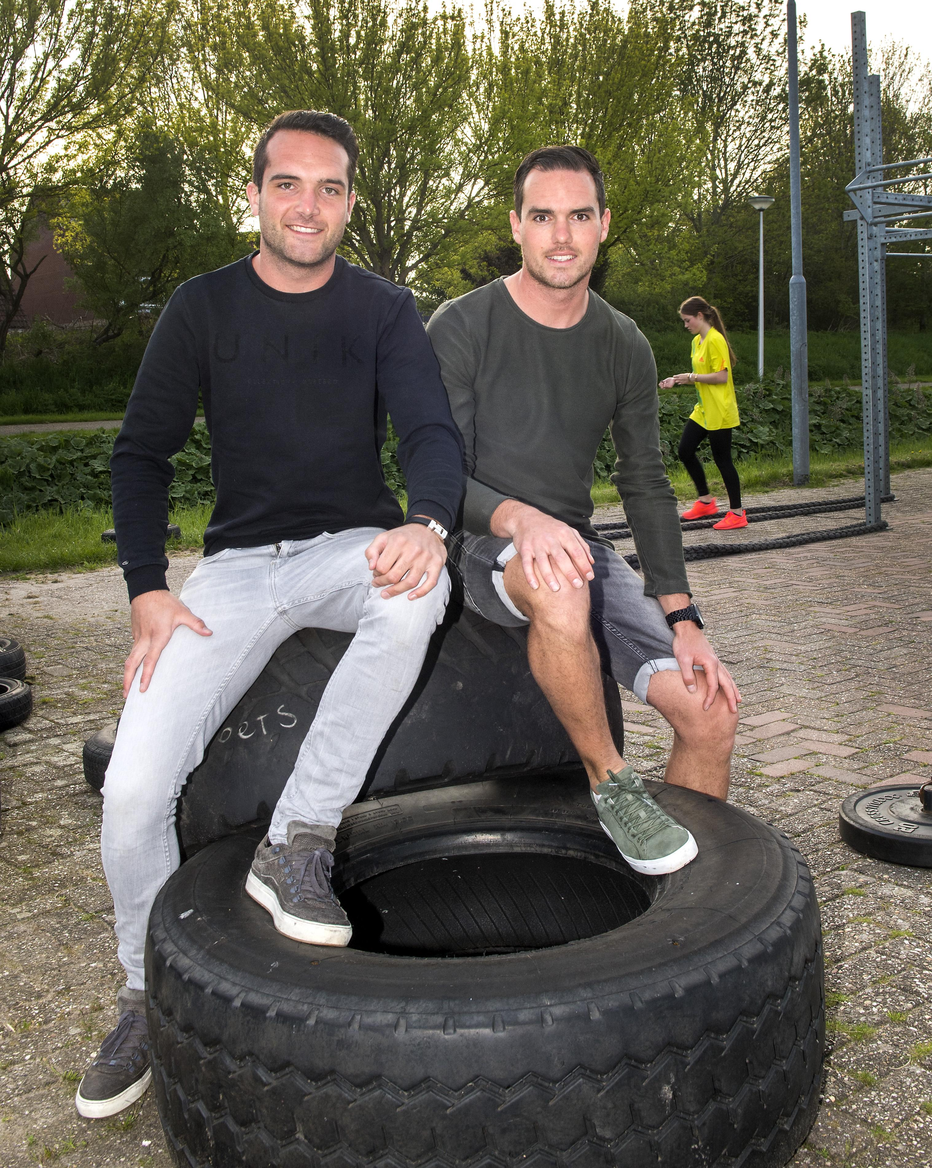 Broers Visser hopen met Spaarnwoude op finale Haarlems Dagblad Cup