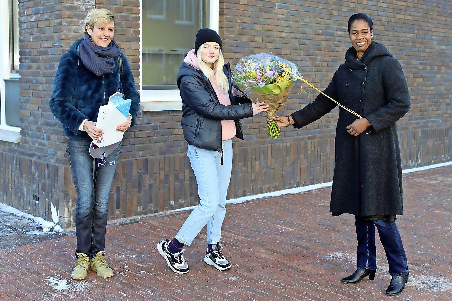 Eerst huurwoning Landgoed In den Houte in Noordwijkerhout opgeleverd