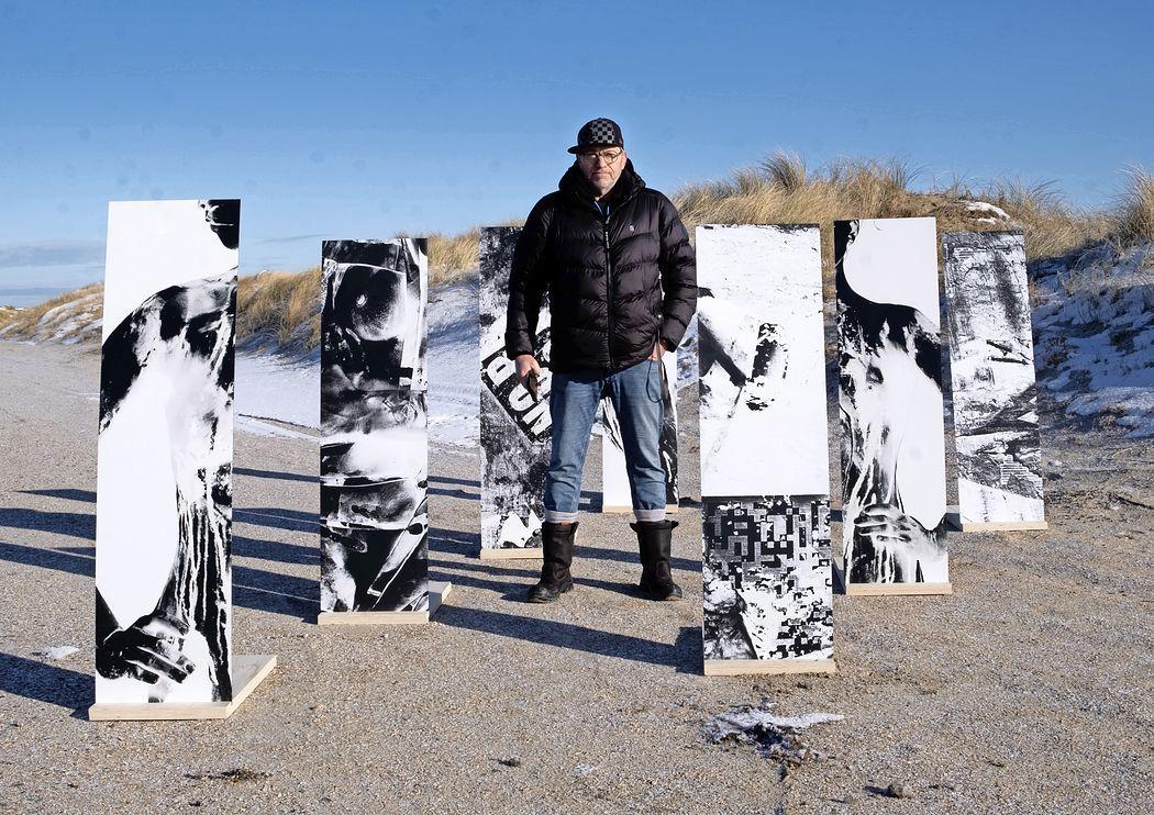 Woordkunstenaars, makers van rebelse liedjes, landschapschilders; Texel barst van de creatievelingen. Zoek ze deze zomer op tijdens de Kunstroute