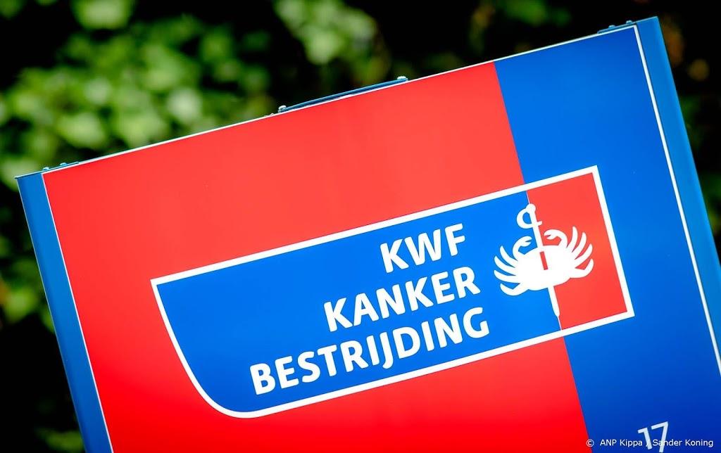 'Zorgen KWF om financiering inloophuizen voor kankerpatiënten'